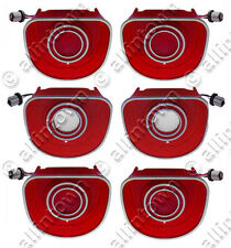 1968 Chevy Impala Caprice LED Taillights Backup Lights