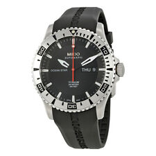 Mido Ocean Star Black Dial Automatic Mens Watch M011.430.47.051.02