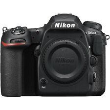 Nikon D500 20.9MP Digital SLR Camera - Black (Body Only)W/ Ruggard Bag