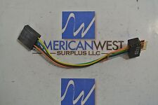 6637001A1 Wiring Connector 5 Wire 6 Pin New surplus