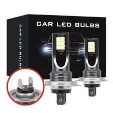2Pcs H7 110W 30000Lm 12 LED Car Headlight Conversion Globes Bulbs Beam 6000K