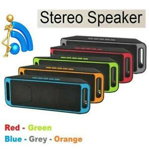3.0 Portable Wireless Bluetooth Speaker Waterproof Stereo Bass USB/TF/AUX/FM 40w