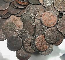 Poland Solidus Szelag 1660-1665 TLB Copper Coin