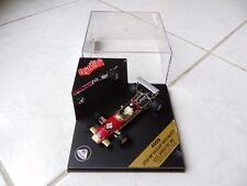 Lotus Ford 49B Golf Leaf Mario Andretti USA GP #12 Quartzo 4009 1/43 1968 F1