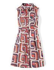 Boden Knee Length Casual Shirt Dresses