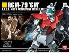 BANDAI MODEL KIT - HGUC RGM-79 'GM' 1/144 - GUNPLA