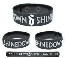 SHINEDOWN Rubber Bracelet Wristband Amaryllis The Sound of Madness