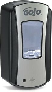 NEW GOJO Ltx-12 Dispenser 1200ml - Black & Gray D5 Hand Soap