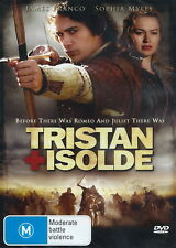 Tristan & Isolde - Action / Violence - James Franco, Sophia Myles - NEW DVD