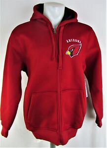 Arizona Cardinals NFL G-III Men's Burgundy Knit Full Zip Hoodie
