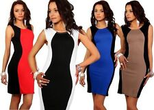 Viscose Casual Sleeveless Mini Dresses for Women