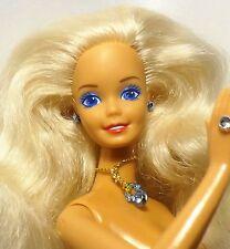 Vintage 1989 Special Edition Unicef Barbie Doll Nude