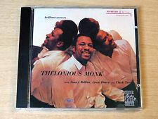 Thelonious Monk/Brilliant Corners/1987 Remastered CD Album/Sonny Rollins