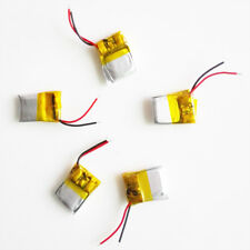 5 pcs 3.7V 30mAh 301012 lipo ion Polymer Battery For MP3 Bluetooth vedio Pen GPS