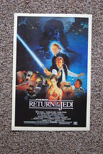 Return of the Jedi #1 Lobby Card Movie Poster