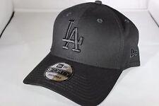 New Era MLB League Essential 9Forty LA Dodgers Strapback Baseball Cap -Black