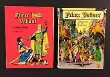PRINCE VALIANT Vol 1 & Companions in Adventure HC Books King Arthur Comic Strip