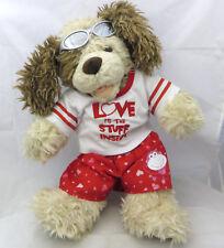 Build a Bear babw Dog w/ outfit