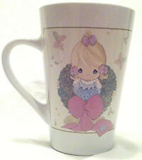 Precious Moments Coffee Mug Tall Ceramic Sherwood 2006 Tea Cup 12 oz