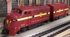 RMT/READY MADE TRAINS BEEF MINI F-3 A-A DIESEL SET PENNSYLVANIA /TUSCAN O GAUGE