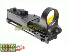 C-MORE Style Reflex Red Dot Sight for IPSC Airsoft Hunting