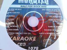 Monster Hits Karaoke CD+G vol-1078/ Eric Clapton,Bryan Adams,Michael Bolton,Seal