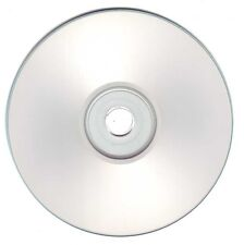 600 16X Blank DVD-R DVD-R Silver Inkjet HUB Printable Disc Media 4.7GB