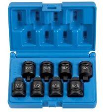 "Grey Pneumatic   1308P 1/2"" Drive 8 Pc. Pipe Plug Socket Set"