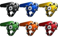 APICO MOTOCROSS REAR BRAKE PEDAL REPLACEMENT LEVER TIP 6 COLOURS