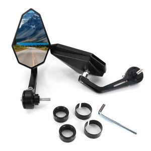 Fit For Triumph Bonneville 790/Bobber/T100/T120/SE Handlebar End Rearview Mirror