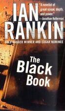 THE BLACK BOOK Rankin, Ian Mass Market Paperback