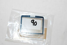 Genuine Nikon D90 Rear Screen Window (Repair Part) Cover FREEPOST UK