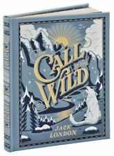Call of The Wild Barnes & Noble Leatherbound Classics Hardback Factory B3