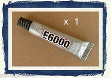 E-6000 Jewellery & Craft Glue Adhesive , 5.32ml / .18Fl.OZ various quantities