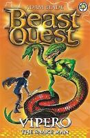 Vipero the Snake Man (Beast Quest), Adam Blade | Paperback Book | Acceptable | 9