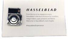 Hasselblad Camera Pin. Clasp Back. W Backing Card.