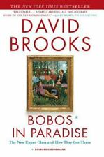 Bobos In Paradise: The New Upper Class and How They Got There Brooks, David Pap