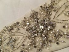 BNWT Diamond and Pearl wedding belt originally $500