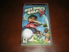 GAME PSP HOT SHOTS GOLF - WITHOUT MANUAL - ZONE 1