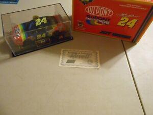 Jeff Gordon #24 DuPont 1998 Monte Carlo Revell 1 of 1,596 V249816077