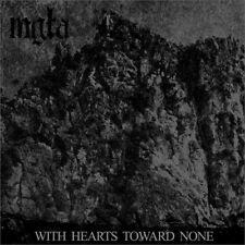 MGLA MGŁA With Hearts Toward None CD Northern Heritage Clandestine Blaze