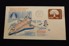 SPACE COVER 1977 MACHINE CANCEL SHUTTLE DELTA INTEGRATED CHECKOUT TEST (3794)