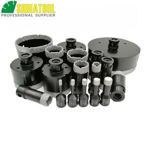 6mm-152mm Diamond Dry Drilling Core Drill Bit Hole Saw Cut Tile Ceramic Marble s