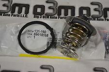 ACDelco 131-160 Pontiac GMC Hummer Engine Coolant Thermostat new OEM 89018168