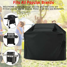 More details for heavy duty bbq covers barbecue gas waterproof grill protector outdoor garden
