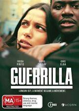 Guerrilla - John Ridley NEW R4 DVD
