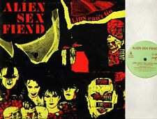 """ALIEN SEX FIEND lips can't go 12 ANA 15 uk anagram 1983 12"""" PS EX-/VG"""