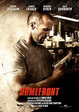 Homefront movie poster 11 x 17 inches - Jason Statham poster