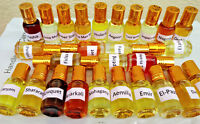 Buy 2 Get 1 Free 6ml Perfume Attar Ittar Oil Indian Arabic French Fragrances