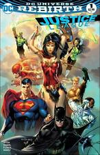 JUSTICE LEAGUE VOL.3 #1 EBAS MOST GOOD HOBBY COLOUR VARIANT DC COMICS